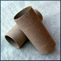 Toilet Paper Core