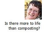 Am I too focused on composting?