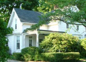 Read House, home of the Friends of the Mentor Public Library