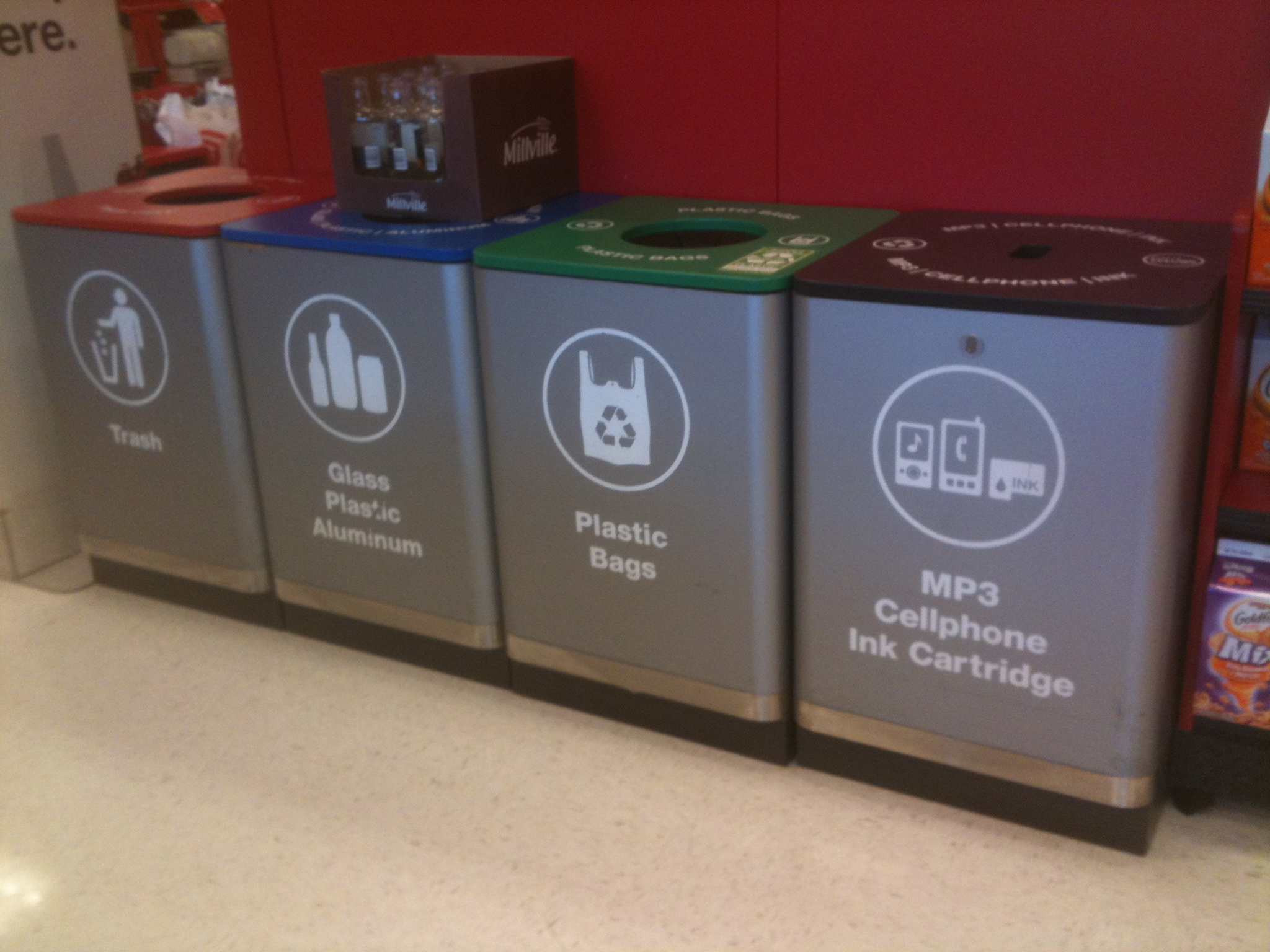 Recycle Garment Hangers at Target Stores | Keep It Out of